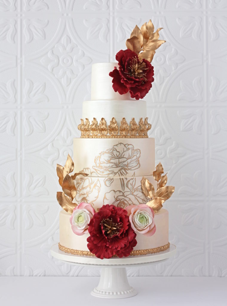 JENLA CAKES - Bold & dramatic or soft & romantic, we'll draw inspiration from your wedding to create a beautiful cake using the finest ingredients.Email: hello@jenlacake.comContact: Jen LaPhone: (647) 588-4536Website: www.jenlacake.cominstagram ~  facebook
