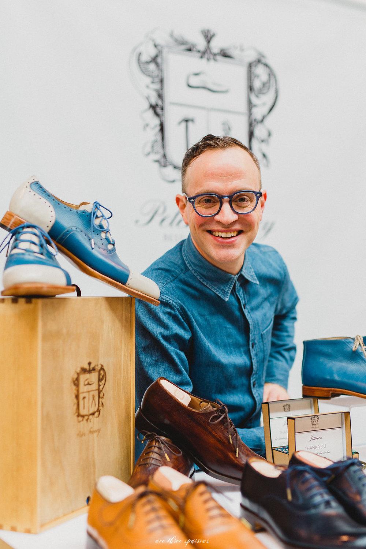 Peter Feeney Footwear - Hand crafted footwear made to measureAddress: 1583 Dupont St (rear), TorontoEmail: info@peterfeeney.caContact: Peter FeeneyPhone: (416) 804-2735Website: www.peterfeeney.cainstagram