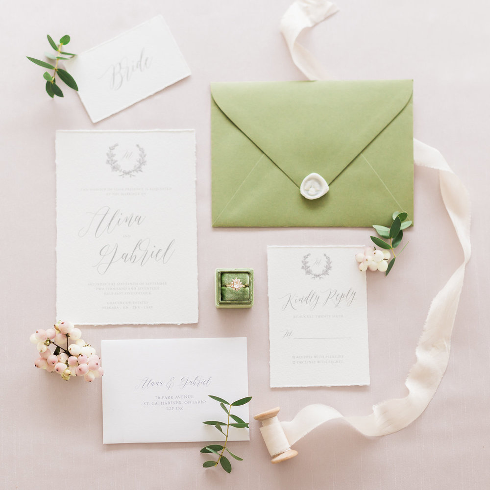 Pink Peony Press - Custom Wedding Stationery & Design.Email: hello@pinkpeonypress.comContact: Ellen & OfeliaPhone: (416) 358-8968Website: www.pinkpeonypress.cominstagram ~ facebook ~ twitter ~ pinterest
