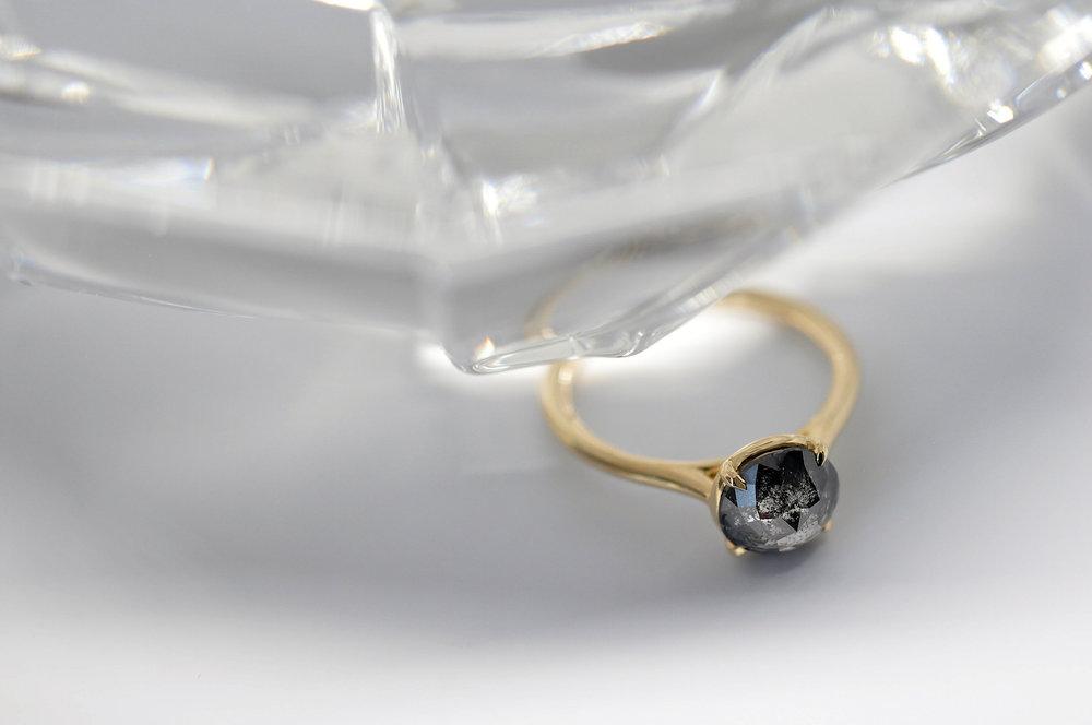 Solitaire Rose Cut Diamond.jpg