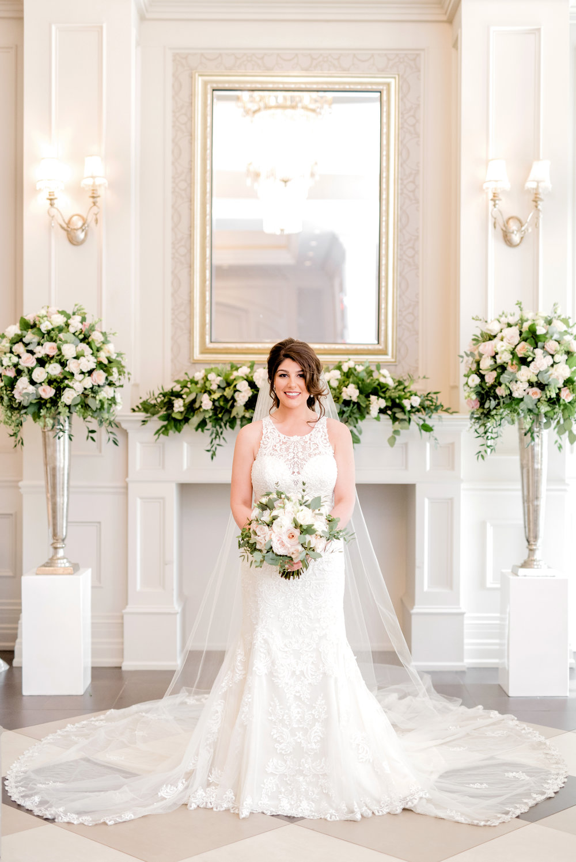 Hazleton Manor, Deanna Macrae, Beckers Bridal.