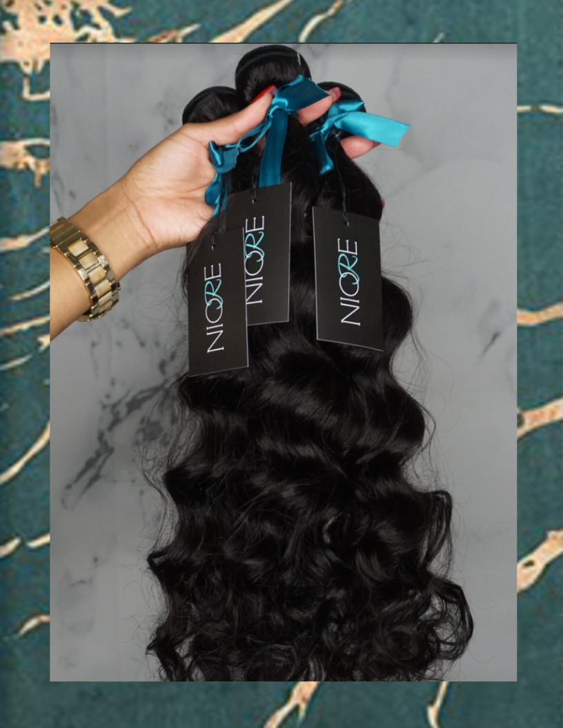 HAIR EXTENSIONS -