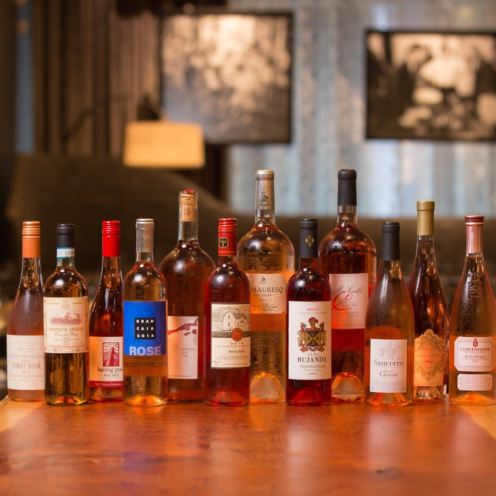 FASHION MAGAZINE - A Beginners Guide to Picking (& Drinking) Rosé