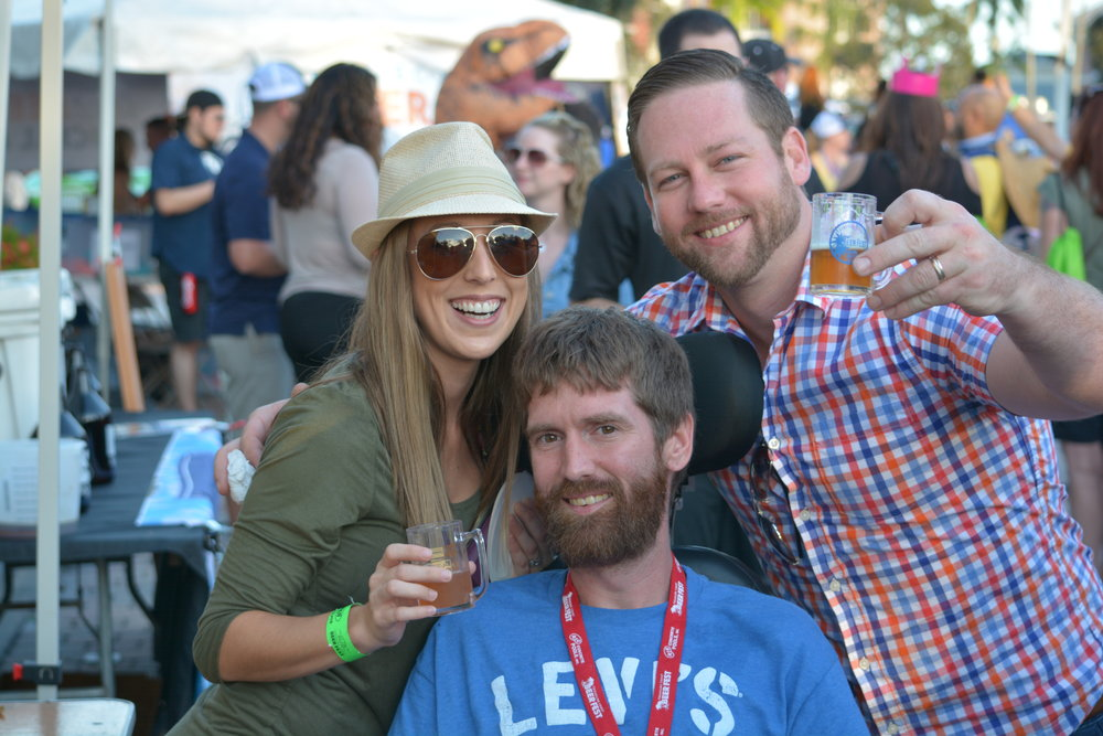 SPONSOR BREWFEST - Many options available. Sponsorships start at $8,000. We also offer custom crafted sponsorships that match your specific needs!
