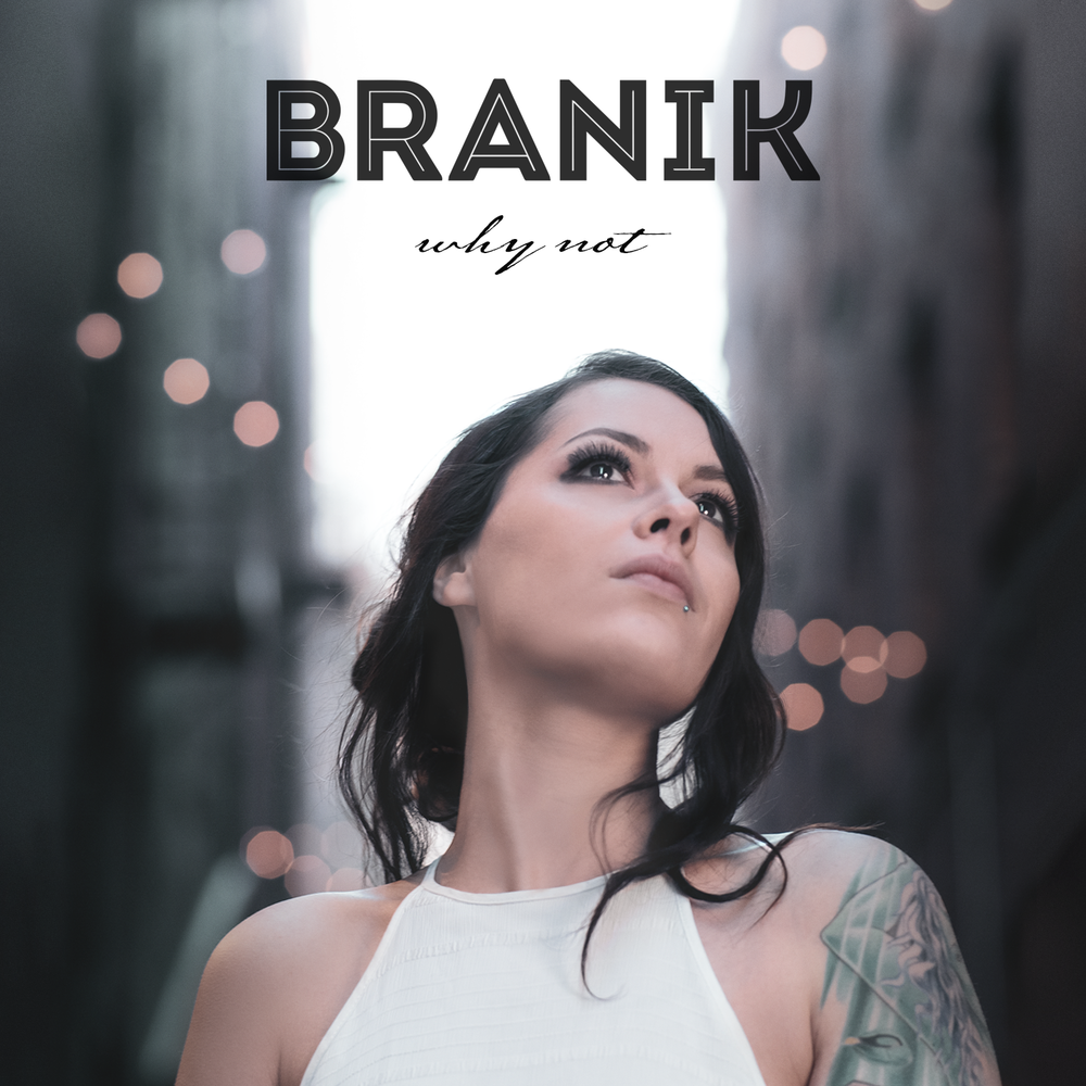 Branik - Why Not - EP - 2019