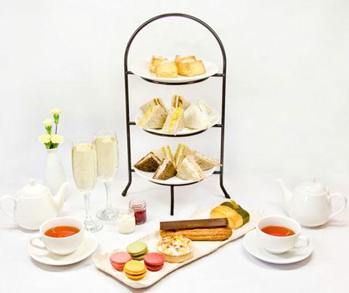 Champagne Tea Service