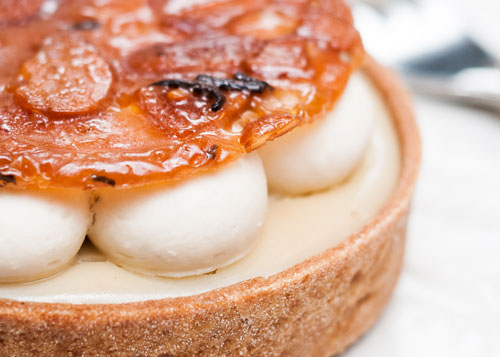 Best desserts in NYC - Darjeeling tart, 2013. – TimeOut.Read full review.