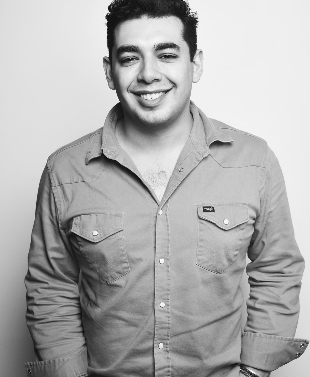 Dante Guerra, Operations Manager -