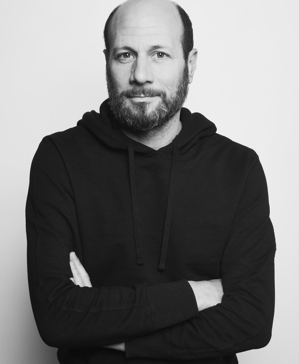 Darren Lipman, CTO & Project Manager -