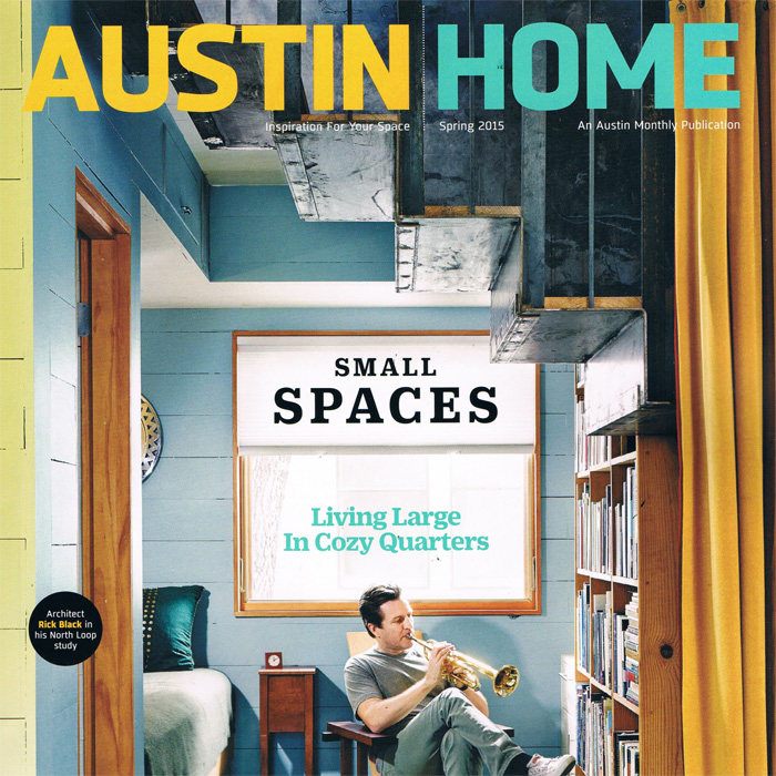 AUSTIN HOME:  'Maximizing the Minimum,' Gene Menez, Spring 2015
