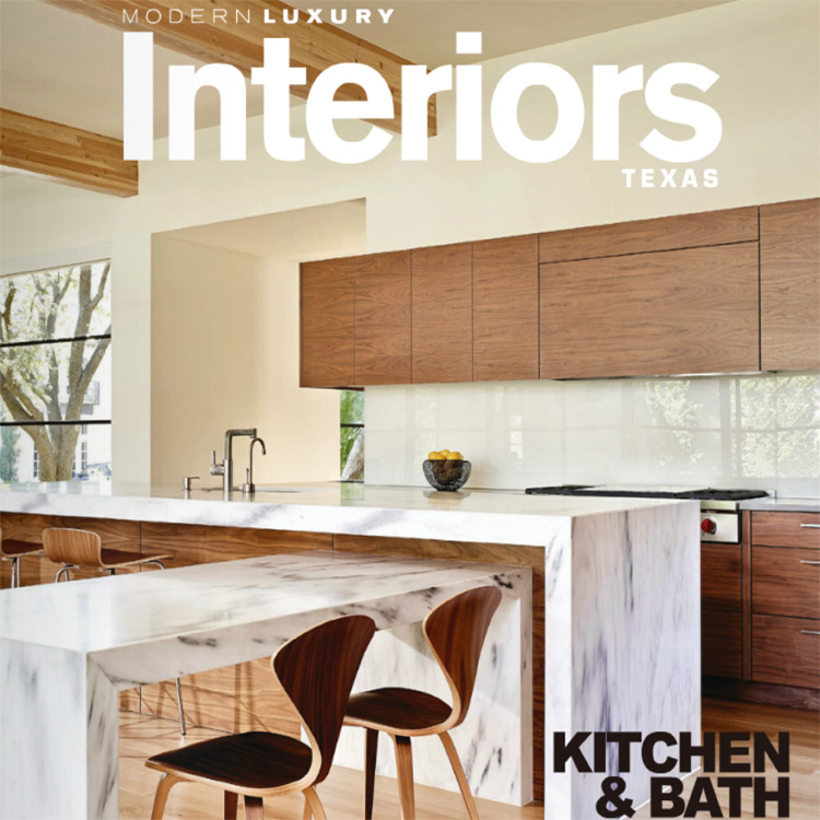 MODERN LUXURY INTERIORS TEXAS: 'Kitchen Confidential,' Helen Thompson, April 2013