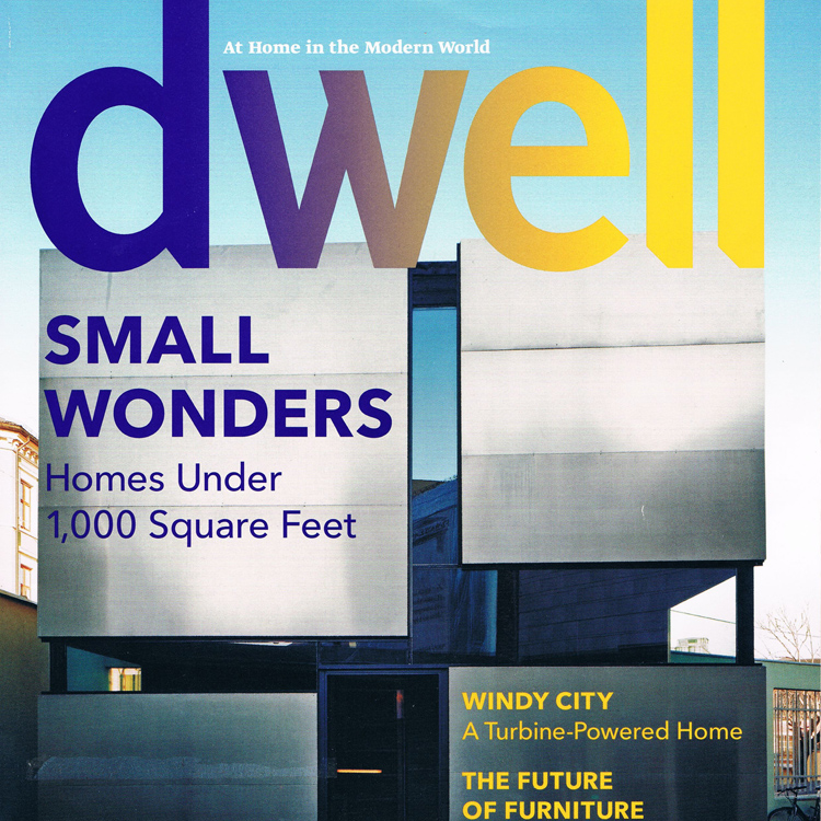 DWELL: 'Double Time,' Fred Bernstein, March 2008