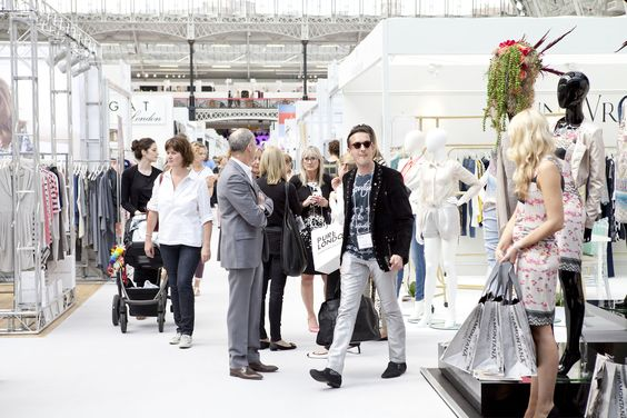 How successful fashion brands make money at trade shows