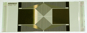 Large-scale optical Integrated Circuits (ICs) with ~200 integrated devices on a single substrate