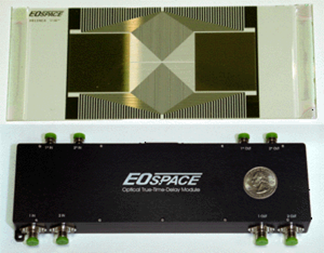 Custom Optical Ic & Modules - EOSPACE has delivered many custom integrated and DoD applications