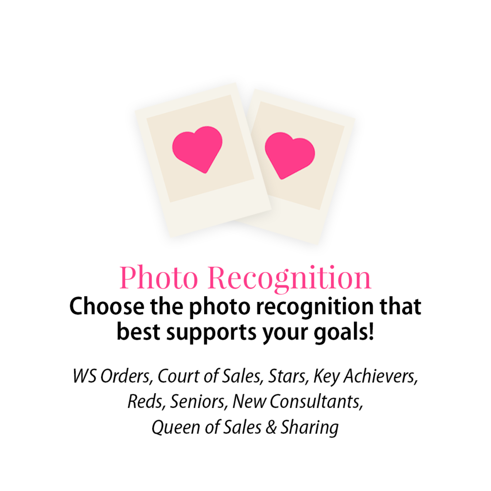 Custom Mary Kay Unit Newsletter Photo Recognition.png