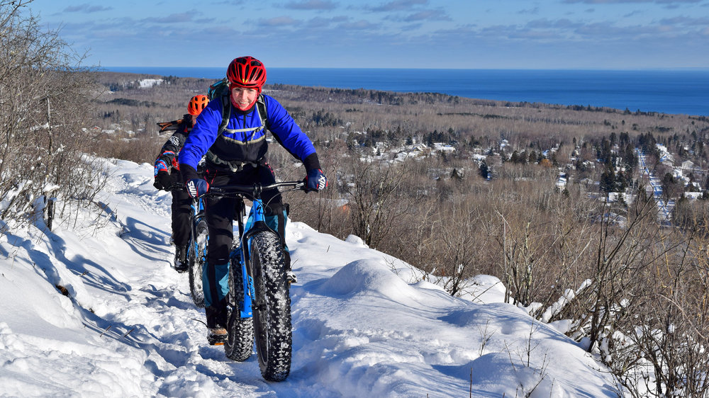 Fat Bike Tour - 2 and 3 hours