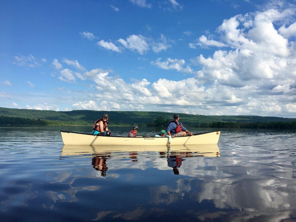 Canoe - 2 hours