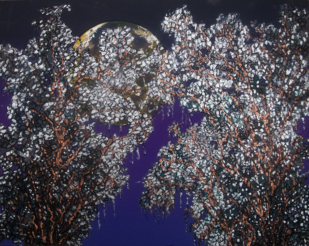 017 moon through trees 16 x 20.png