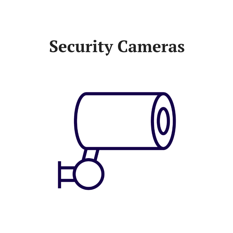 Ensure that survivors and their children coming to SAFE Space have the piece of mind that comes with being in a secure environment. Each camera will be mounted on the exterior of the building to monitor safety adjacent to the shelter.  Sponsorship Cost: $75,000
