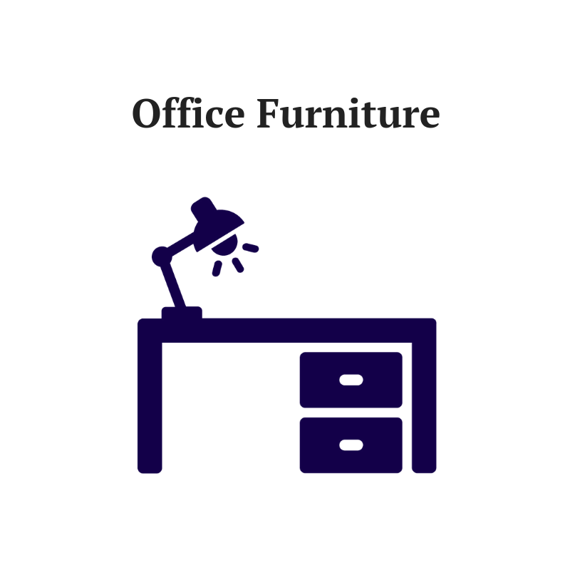 Contribute to a productive work environment for new SAFE Space Advocates. Includes two new desks and chairs, two computers, two phones, and a printer.  Sponsorship Cost: $50,000