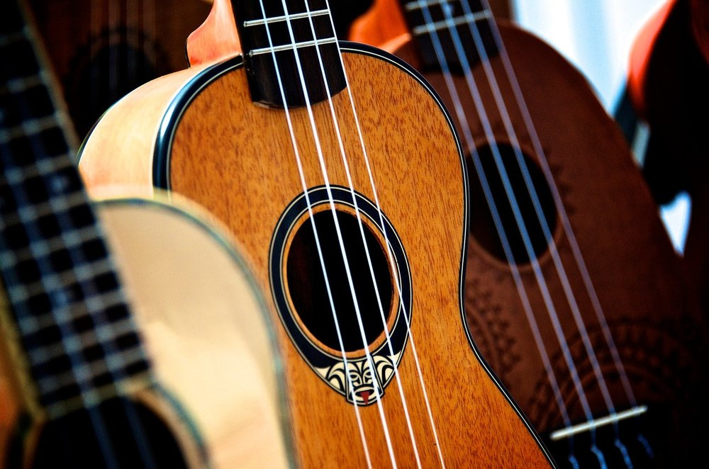 Best ukulele lessons in Pleasanton, CA