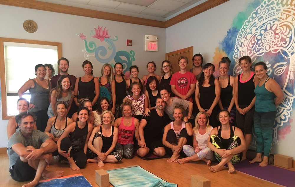 Inlet Yoga Community welcomes Katonah Yoga®