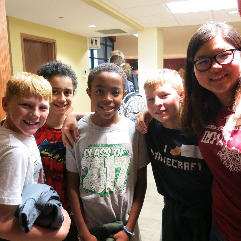 STUDENTS   (6th-12th grade)