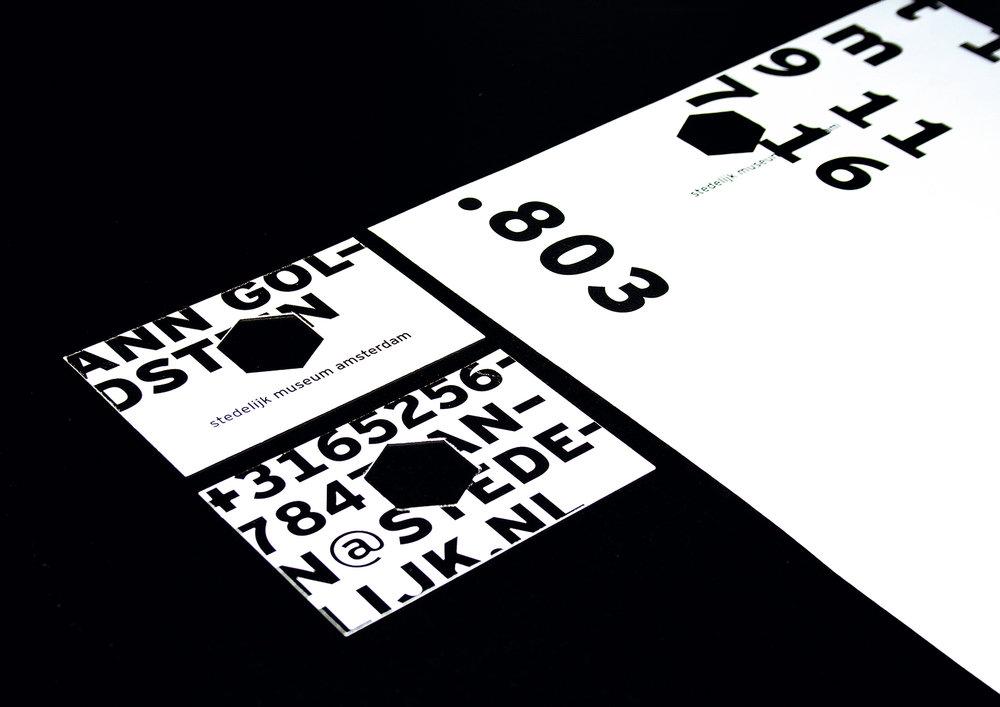STEDELIJK MUSEUM AMSTERDAM - VISUAL IDENTITY / BRANDING