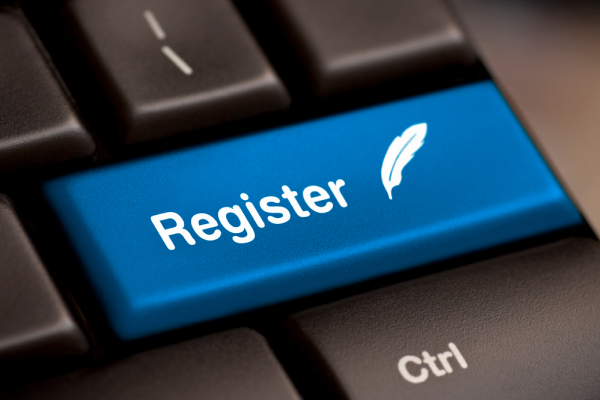 Register for courses online -