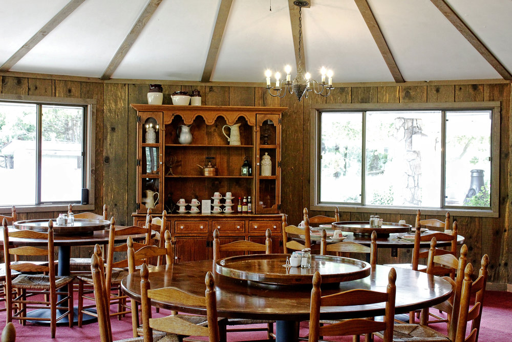 cold mountain restaurant -