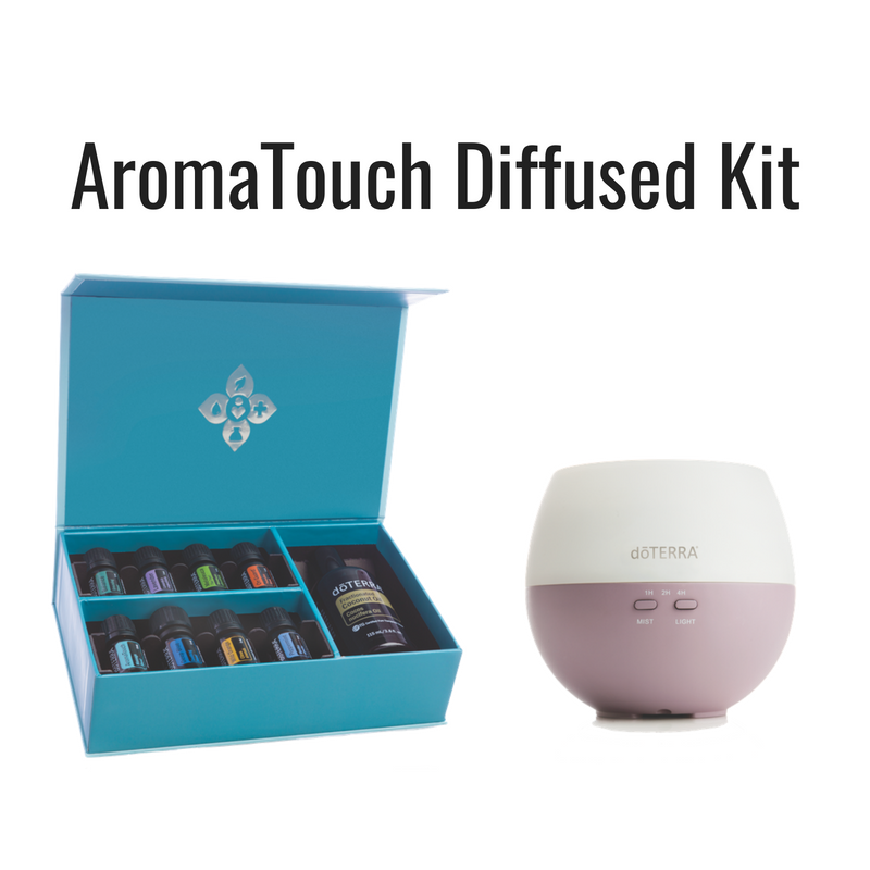 Retail: $200Wholesale: $150IN THE KIT: - 5ml Bottles: Balance, Lavender, Melaleuca, On Guard, AromaTouch, Deep Blue, Wild Orange, PeppermintOther Products: Fractionated Coconut Oil, Petal Diffuser, Essentials Booklet.