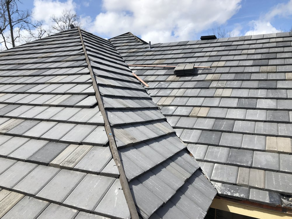 Concrete Tile & Slate -