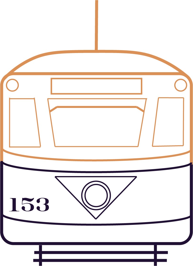 153 is the last surviving streetcar from the once world-renowned  Indianapolis streetcar system - one of the largest in the United States.