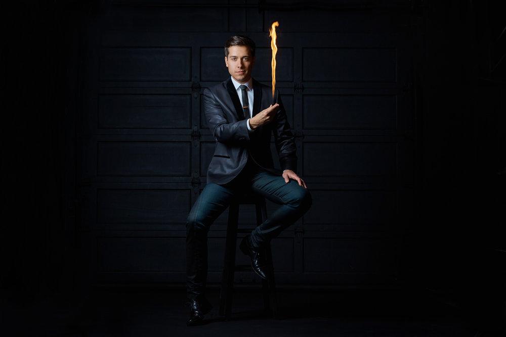 2. Sheldon Casavant-086-Magician-Edmonton-Ryan-Parker-Photography-Edmonton-Headshots-Alberta-Headshots-Portrait-Headshot.jpg