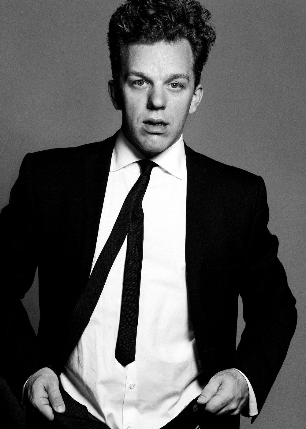 Bruce Weber - Matt Damon