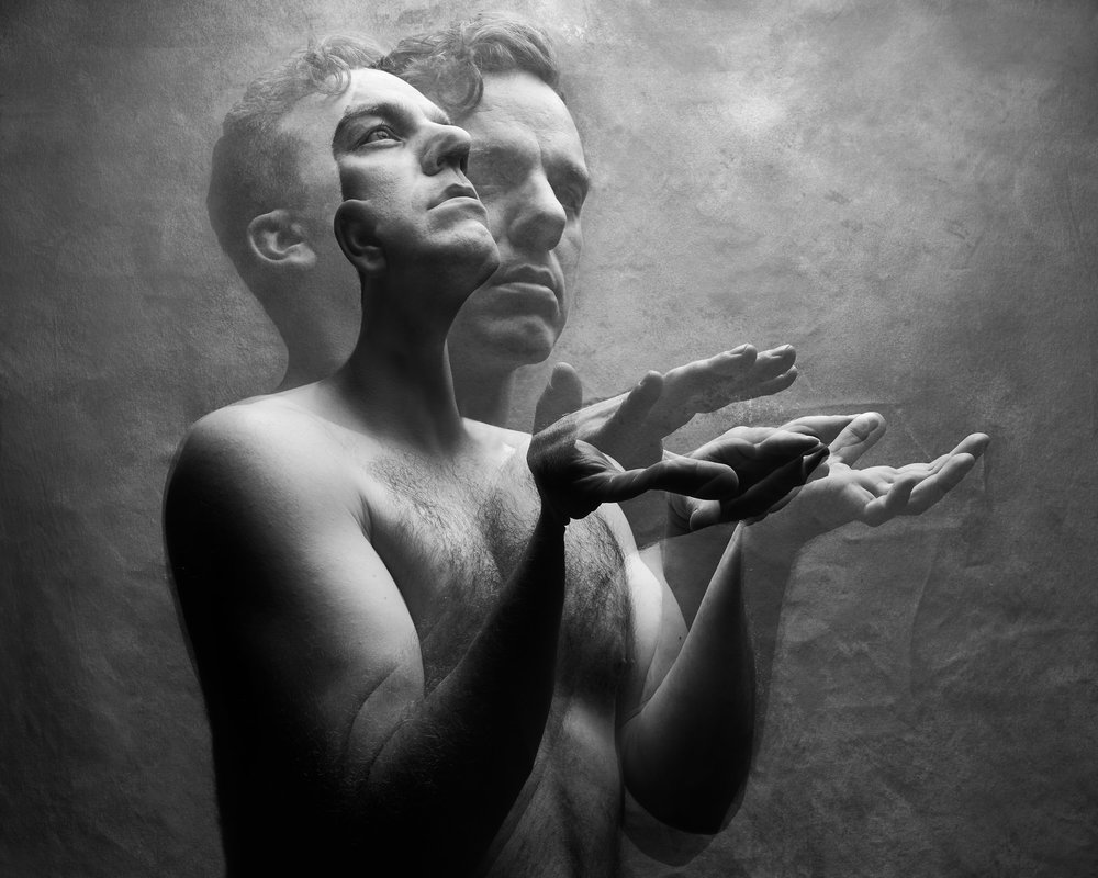 Self-Portrait Re-creation