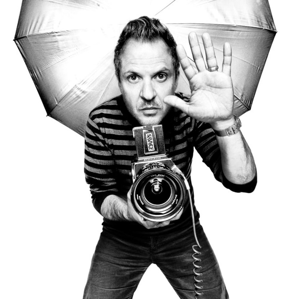 Platon Self Portrait