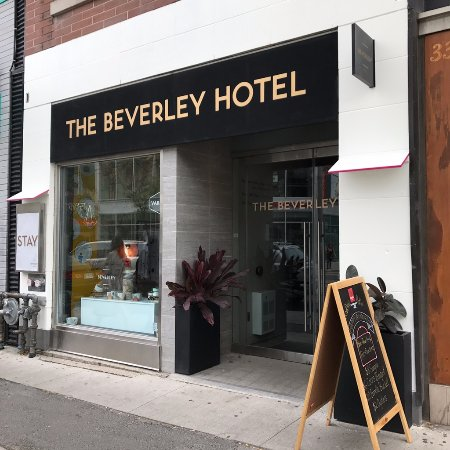 The Beverly Hotel - Vape North America Expo 2019 Toronto