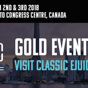 Toronto's first true International Vape Convention! VapeConventions.com, the company that brought you Vape South America, Vape Scandinavia and Vape North America is excited to announce our newest Gold Sponsor - Classic Premium eJuice @classicejuice * * * #vapeconventions #vsaexpo #vsaexpo2019 #expovape #expovape2019 #vapeexpo #vapefam #vapetricks #vapeporn #vapenation #vapemodels #vape #vapeon #vapejuice #vapegirls #vapeconvention #canada #toronto