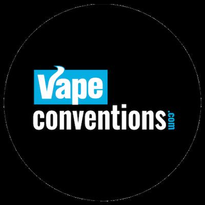 Vape Conventions - VapeConventions.com Logo - Vape North America Expo: Toronto Canada 2019