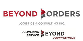 Beyond Borders Shipping Service Logo - Vape North America Expo 2019