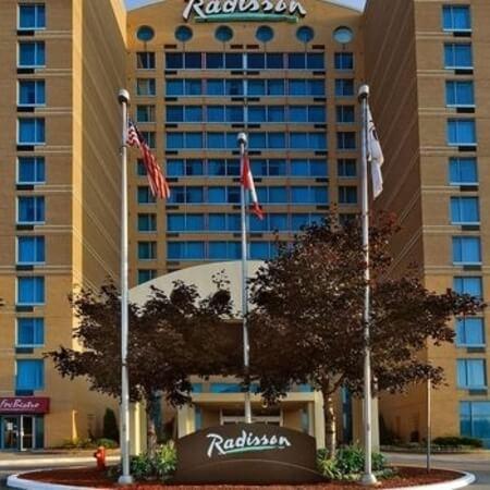 Radisson Toronto Airport Hotel - Vape North America Expo 2019