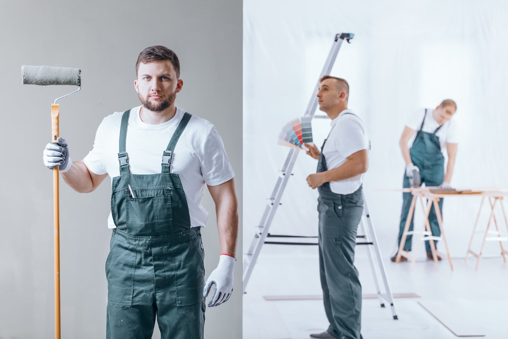 Journeymen Painters - As a Journeyman painter you'll continue to build upon the skills you've already developed as a painter while finding the opportunity to grow in new ways. Prepare to take on leadership roles. Develop soft skills like communication and organization. With time comes mastery. Stick with the trade, improving always and earn the distinction of craftsman.