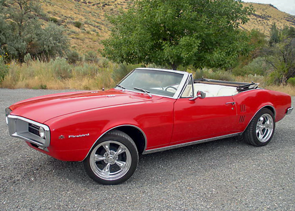 Tim M's '67 Firebird