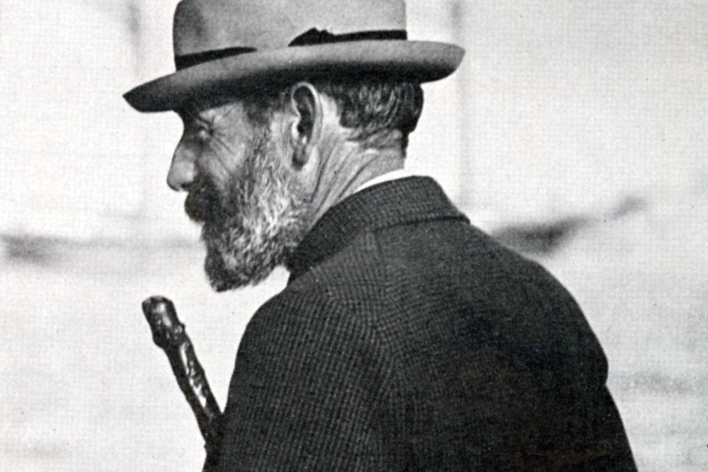CAPTAIN NATHANAEL HERRESHOFF