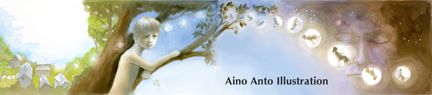 Aino Anto Illustration