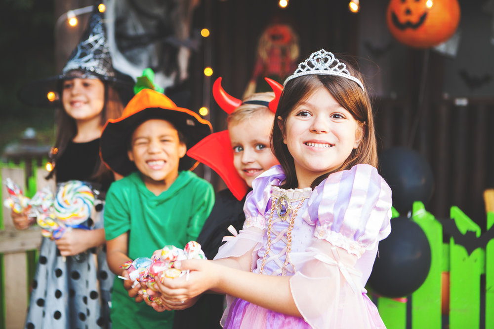 MALL-O-WEEN TRICK OR TREATING   October 31 | 4 – 6 PM | Learn More +