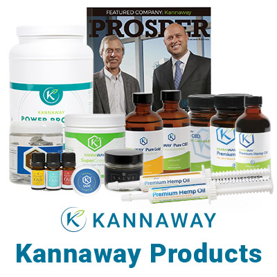 Kannaway Hemp Oil Products