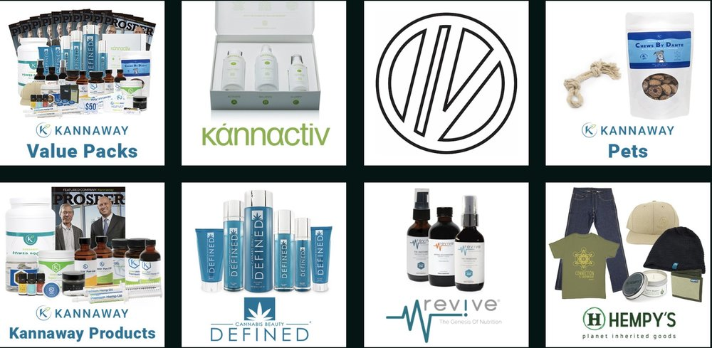 Kannaway Products - We are a proud Kannaway partners.